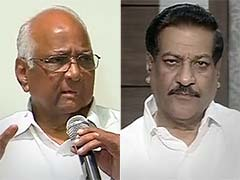 'NCP's Lust for Power Ended Alliance': Prithviraj Chavan to NDTV