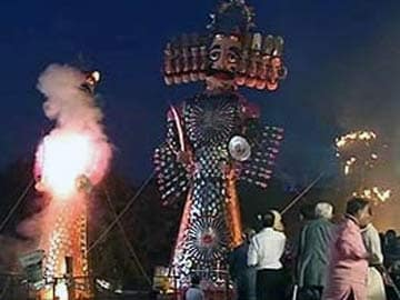In Kanpur, Thousands Will Worship Lord Ravana at Temple