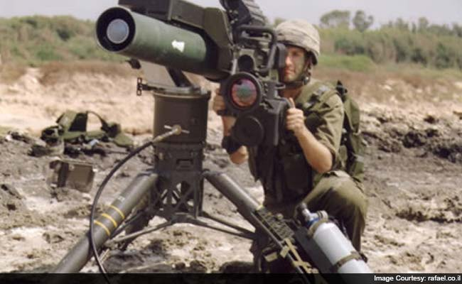 India to Buy 8,000 of These Anti-Tank Missiles From Israel