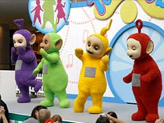 'Teletubby' Breaks into Friend's House, Faces Charges: Police