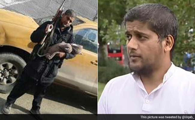 Indian-Origin Member of Islamic State Poses with Newborn Son on Twitter