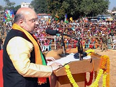 Kolkata Civic Bodies Finally Give Permission For Amit Shah's Rally, BJP Hails It As 'Moral Victory'