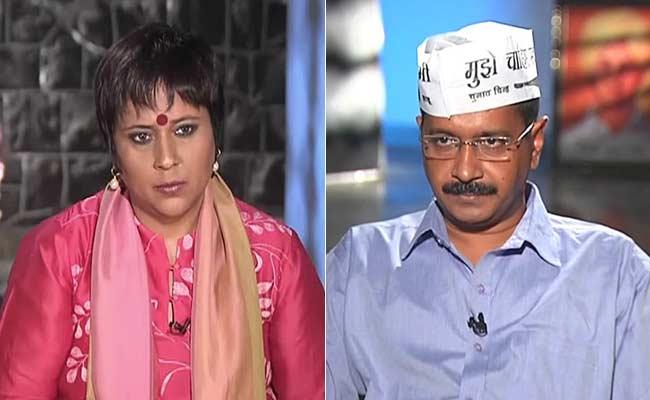 'It's Not Modi vs Me in Delhi,' Says Arvind Kejriwal to NDTV