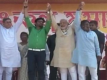 In PM Modi's Cabinet Expansion, Representation for States Going to Polls