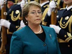 बहू पर भ्रष्टाचार का आरोप लगने के बाद रो पड़ीं चिली की राष्ट्रपति