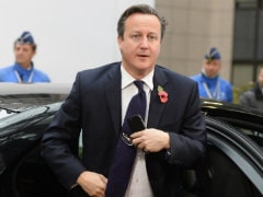 David Cameron Under Pressure as Net Migration to UK Surges