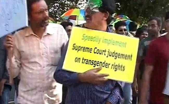 6th Gay Pride Parade Held in Bengaluru