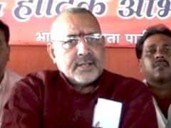 He is a Serial Offender: Brinda Karat on Modi Minister Giriraj Singh