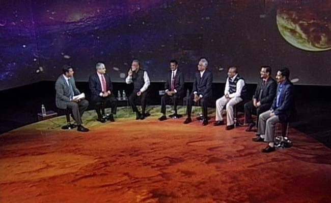India Will be Ready to Launch Manned Space Mission in a Few Years: ISRO Chairman to NDTV
