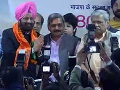 AAP Lawmaker and Former Delhi Speaker MS Dhir Joins BJP
