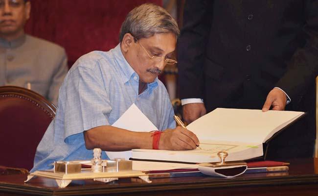 A Long To-Do List for Manohar Parrikar, Defence Minister