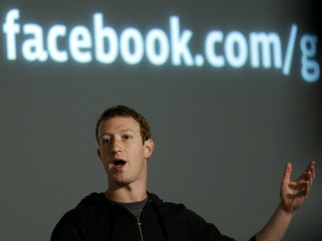 Facebook 'Newspaper' Spells Trouble for Media