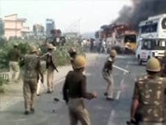 Police Arrests Ten and Files FIR Against 586 in Mathura Protests