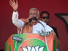 PM Modi Promises to Develop Jharkhand as Number One State