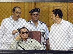 Egypt to Begin Hosni Mubarak, Sons Retrial in Graft Case on April 4