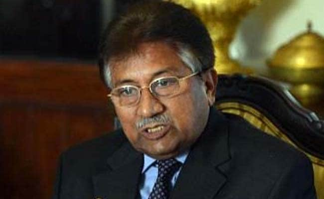 Pakistan Supported, Trained Terror Groups: Pervez Musharraf