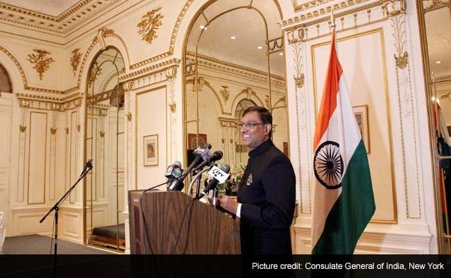 Indian Consulate in New York Hailed as Model of 'Swachh Consulate'