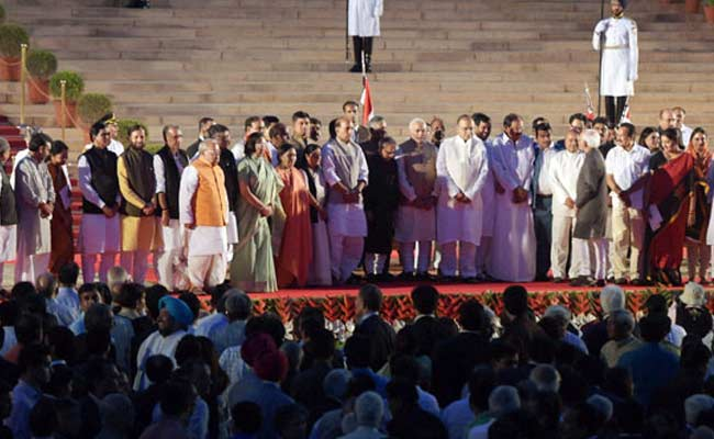 Before Swearing-In, Tea and 'Dhokla' With PM Modi for New Ministers