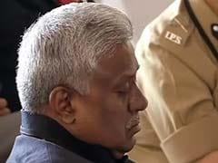 CBI Chief Naps Again, This Time During PM Speech