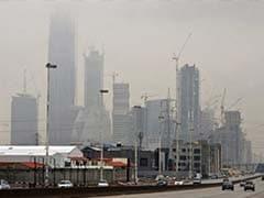 'Accidental' Oil Line Fire Near Saudi Arabia Capital