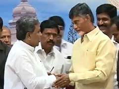 When Siddaramaiah Introduced His Friend 'Chandrababu Naidu, Seemandhra Chief Minister'