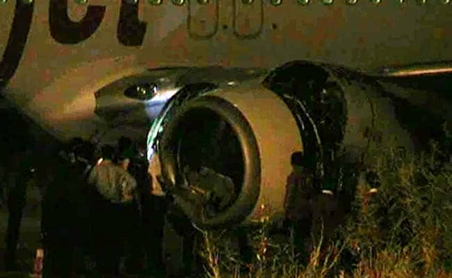 After SpiceJet Flight Hits Buffalo On Runway, Nationwide Airport Security Review