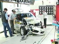Maruti Suzuki Swift and Datsun Go Fail Crash Tests