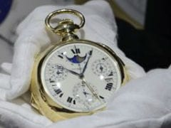 Watch Fetches Record $21.3 Million at Swiss Auction