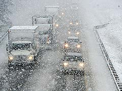 Thousands Without Power on Thanksgiving After US Winter Storm