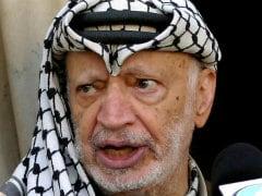 Israel Behind Yasser Arafat 'Assassination': Palestinian Inquiry