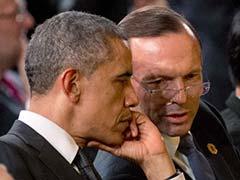 Australia PM Tony Abbott Warns Global Climate Deal Must Not Hit Economy