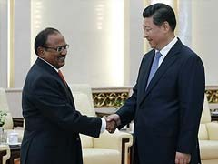 India Names Ajit Doval as Special Envoy For China Border Talks
