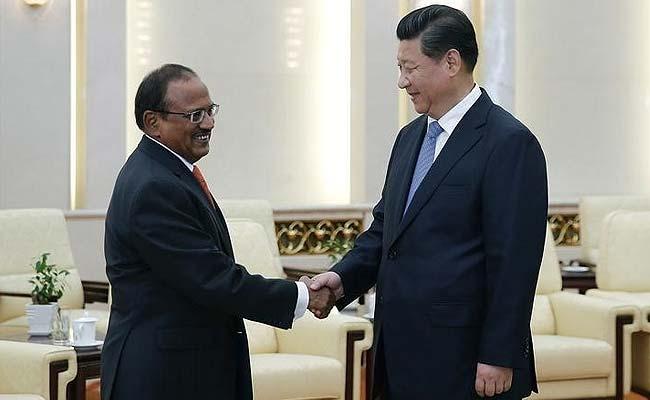 India Names Ajit Doval as Special Envoy For China Border Talks