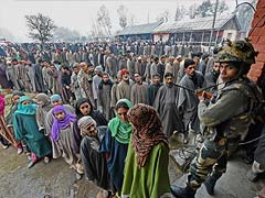 45 Model Polling Stations Set up in Reasi in Jammu