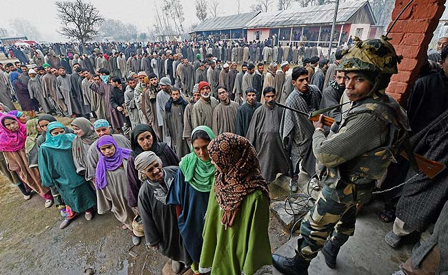 Jammu and Kashmir Has Record Voter Turnout: 10 Developments