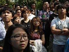 Hong Kong Student Leaders Blocked From Taking Democracy Fight to Beijing