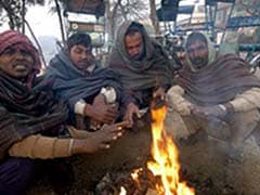 Winter Intensifies Grip Over North India