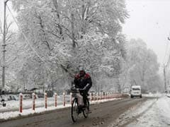 Srinagar Has Coldest Night of Season