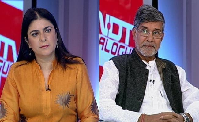 The NDTV Dialogues with Kailash Satyarthi