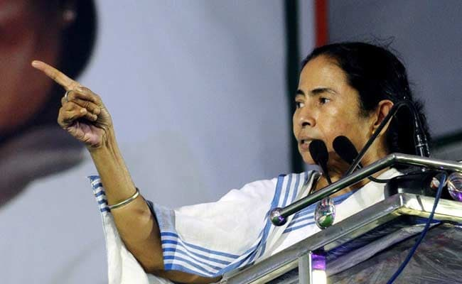 Mamata Banerjee Dares Centre to Impose President's Rule, Arrest Her