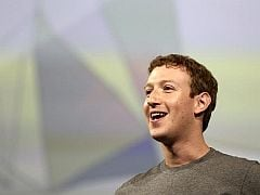 Facebook's Mark Zuckerberg Reveals Why He Wears the Same T-Shirt Everyday