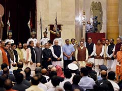 Modi Government has 4 New Cabinet Ministers, 14 Junior Ministers and 3 With Independent Charge