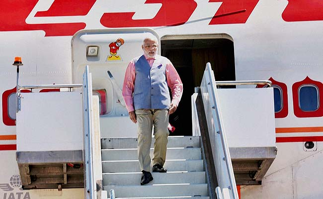 On World Tourism Day, Congress Recaps PM's Foreign Visits In 18 Pics