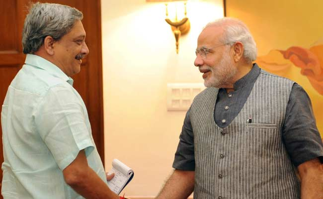 Manohar Parrikar, an IIT-Bombay Graduate, Likely to be New Defence Minister