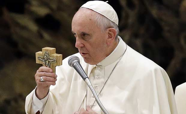 pope and roman catholic church Conyngham township, pa -- pope francis apologized for crimes of the catholic church on sunday while in irelandat the same time, a former vatican official is blaming him and pope emeritus.