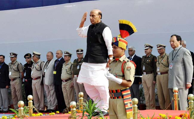 Home Minister Accuses Pakistan's ISI of Trying to 'Destabilise' India