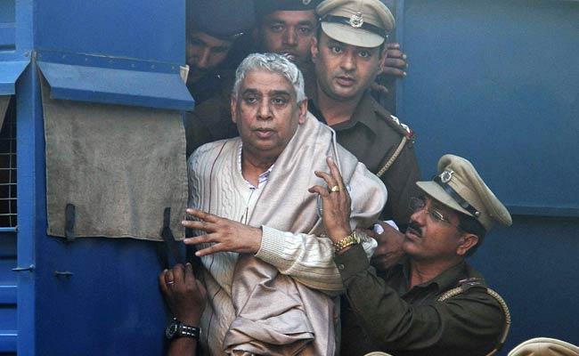 Arms, Petrol Bombs, Pregnancy Strip Found in Rampal's Ashram