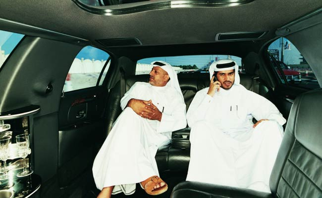 A Tabloid 'Fake Sheikh,' Bane of Crooks and Royalty, Finds He's Now the Story