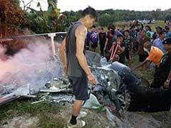 Bodies of Nine Soldiers Pulled From Chopper Wreckage in Thailand