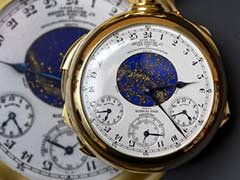 'Holy Grail' of Watches, French Crown Jewel Set for Auction in Geneva